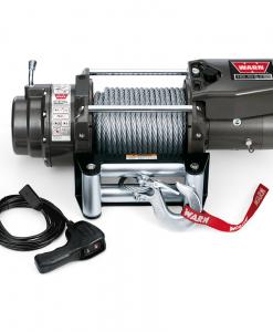 Warn type 68801 model 16,5ti motor 12V DC staalkabel