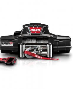 Warn - Model M12000 motor 12V/24V DC staalkabel