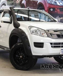 Spatbord verbreders Isuzu D-max - 85mm breed