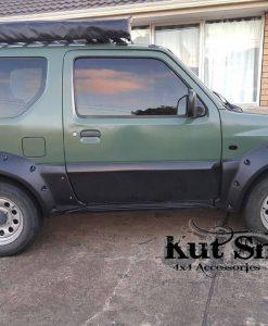 Spatbord verbreders voor Suzuki Jimny 50mm