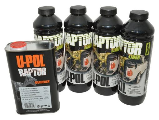 Raptor 4 Liter - Tintable (kleurbaar)