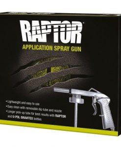 Raptor Liner Spuitpistool