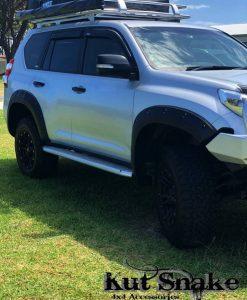 Spatbord verbreders Toyota Land Cruiser / Prado 150 - 55 mm breed