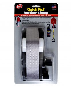 QUICK FIST Ratchet Clamp