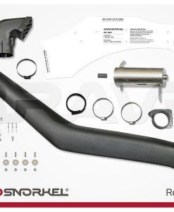 Snorkel Mitsubishi Pajero Sport 08-15