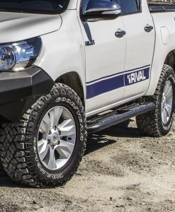 RIVAL Side Step Bars Toyota Hilux
