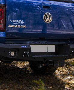 RIVAL Achterbumper Volkswagen Amarok (bj vanaf 2010)