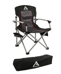 ARB Airlocker camping chair (max 120kg) (incl small table)