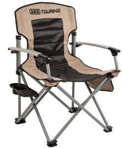 ARB Sport camping chair (max 120kg) (incl small table)