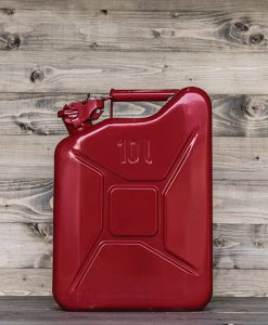 Jerrycan 10Liter rood