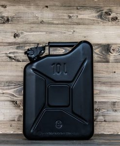 Jerrycan 10Liter zwart