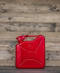 Jerrycan 5Liter rood