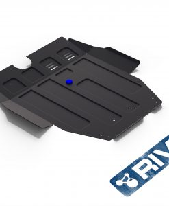 Rival skid plates toyota avensis