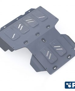 Rival skid plates toyota land cruiser 100