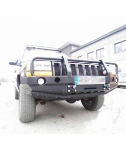 F4X4 voorbumper met bullbar Jeep Cherokee ZJ