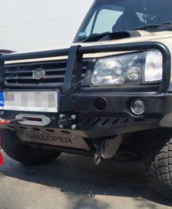 F4X4 voorbumper met bullbar Hyundai Galloper Innovation