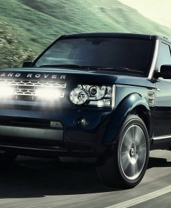 Lazer lights - Land Rover Discovery 4 (2009+) Grille Set