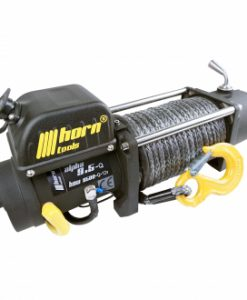 Horn Tools Alpha 9.5 Quick winch