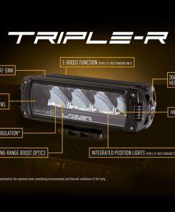 Lazer lights - Volkswagen Amarok V6 (2016+) Grille Set