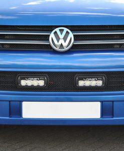 Lazer lights - Volkswagen Transporter T5 MY09 Grille
