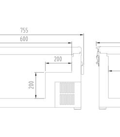 SnoMaster - Classic Series SMDZ-LP65