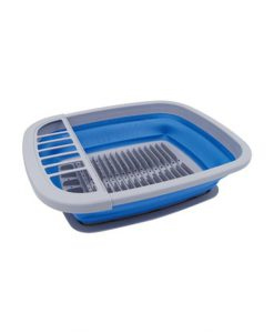 FRONT RUNNER - FOLDAWAY DRYING RACK WITH DRAINING TRAY