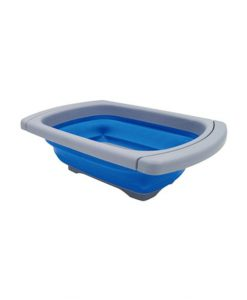FRONT RUNNER - FOLDAWAY WASHING UP BOWL WITH EXTENDABLE ARMS
