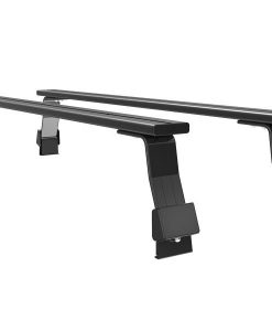 FRONT RUNNER - MITSUBISHI PAJERO LWB LOAD BAR KIT / GUTTER MOUNT