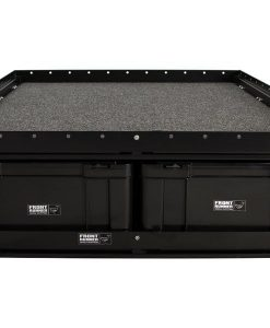 FRONT RUNNER - 6 CUB BOX DRAWER W/ CARGO SLIDING TOP