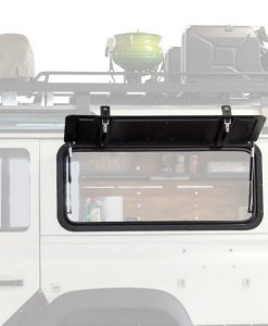 FRONT RUNNER - LAND ROVER DEFENDER GULLWING WINDOW ALUMINIUM
