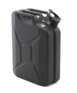 FRONT RUNNER - 20L JERRY CAN - MATTE BLACK STEEL FINISH