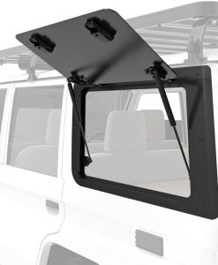 FRONT RUNNER - TOYOTA LAND CRUISER 70 GULLWING WINDOW / LEFT HAND SIDE ALUMINIUM