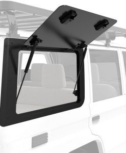 FRONT RUNNER - TOYOTA LAND CRUISER 70 GULLWING WINDOW RIGHT HAND SIDE ALUMINIUM