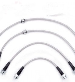 EXTENDED BRAKE HOSES KIT FOR SUZUKI JIMNY FROM 2018