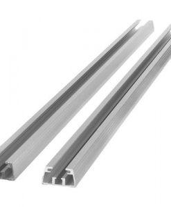 KOALA CREEK® - daktent alumium slider bar (1 profiel)