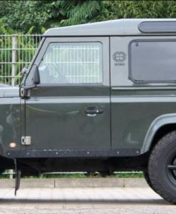 Land Rover Defender 90 UPRACKS roofrack - dakrek 214 X 148 cm.