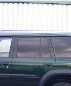 Nissan Patrol Y61 - 5 deurs - hoog dak- UPRACKS roofrack - dakrek 214 X 129 cm.