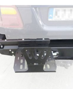 F4X4 - JERRY CAN HOUDER JEEP GRAND CHEROKEE ZJ