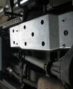 F4X4 - BRANDSTOFTANKKAP FORD RANGER T6 15-19 3.2 DIESEL
