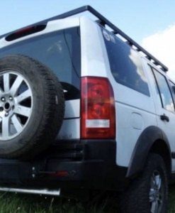 F4X4 - RESERVEWIEL HOUDER LAND ROVER DISCOVERY III