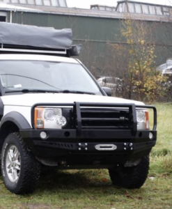 F4X4 - VOORBUMPER LAND ROVER DISCOVERY III