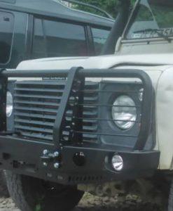 F4X4 - VOORBUMPER LAND ROVER DEFENDER 110