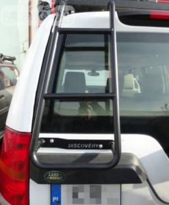 F4X4 - LADDER VOOR LAND ROVER DISCOVERY III