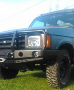 F4X4 - SIDEBARS LAND ROVER DISCOVERY I