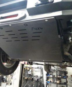 F4X4 - MOTORBESCHERMING VOOR BUMPER NISSAN NAVARA D40 10-14